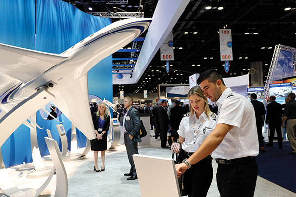 """<span class=""""entry-title-primary"""">2018 NBAA-BACE: Optimism and Opportunity</span> <span class=""""entry-subtitle"""">A conversation with NBAA's Ed Bolen</span>"""