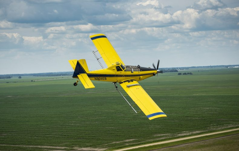 Five on the Fly: National Agricultural Aviation Association CEO Andrew Moore