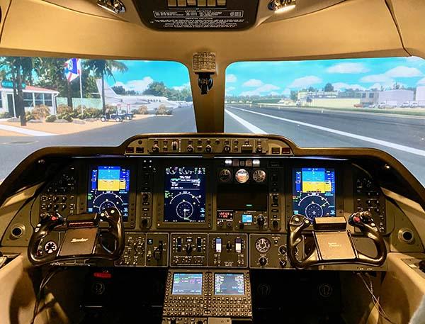 Train Like You Fly – Fly Like You Train Beechcraft Premier Type Rating