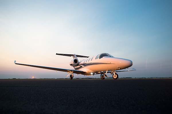 CitationM2: Flying the Heavy-Hitting Light Jet